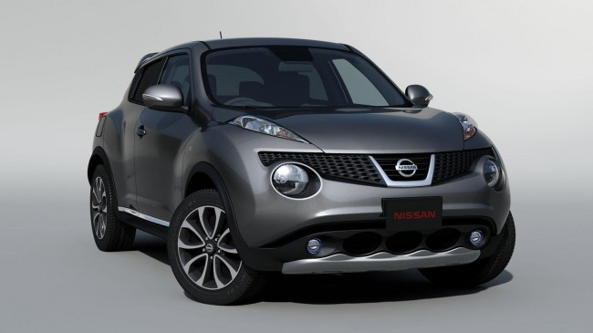 Nissan Juke Sports Package