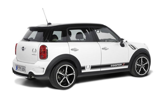 AC Schnitzer добрались до MINI Countryman