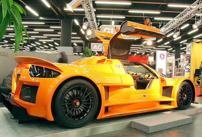 Фото суперкара Gumpert Apollo