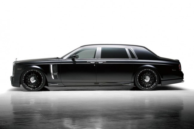 Rolls-Royce Phantom EW в обвесе Wald