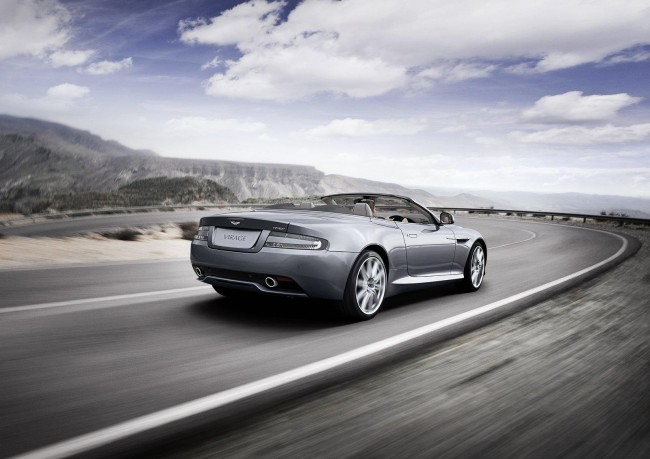 Wallpapers Aston Martin Virage HQ