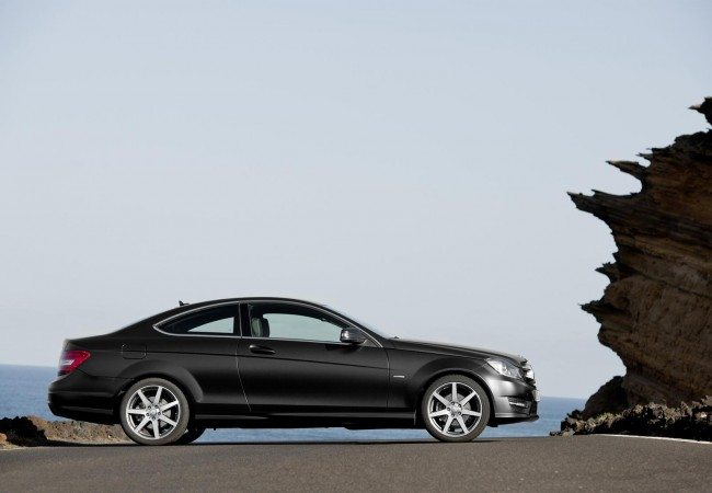 Mercedes-Benz C-class Coupe фото
