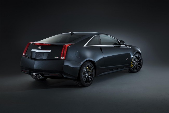 Кадиллак CTS-V Black Diamond фото