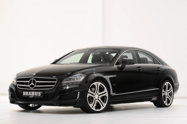 Tuning 2012 Mercedes CLS от BRABUS