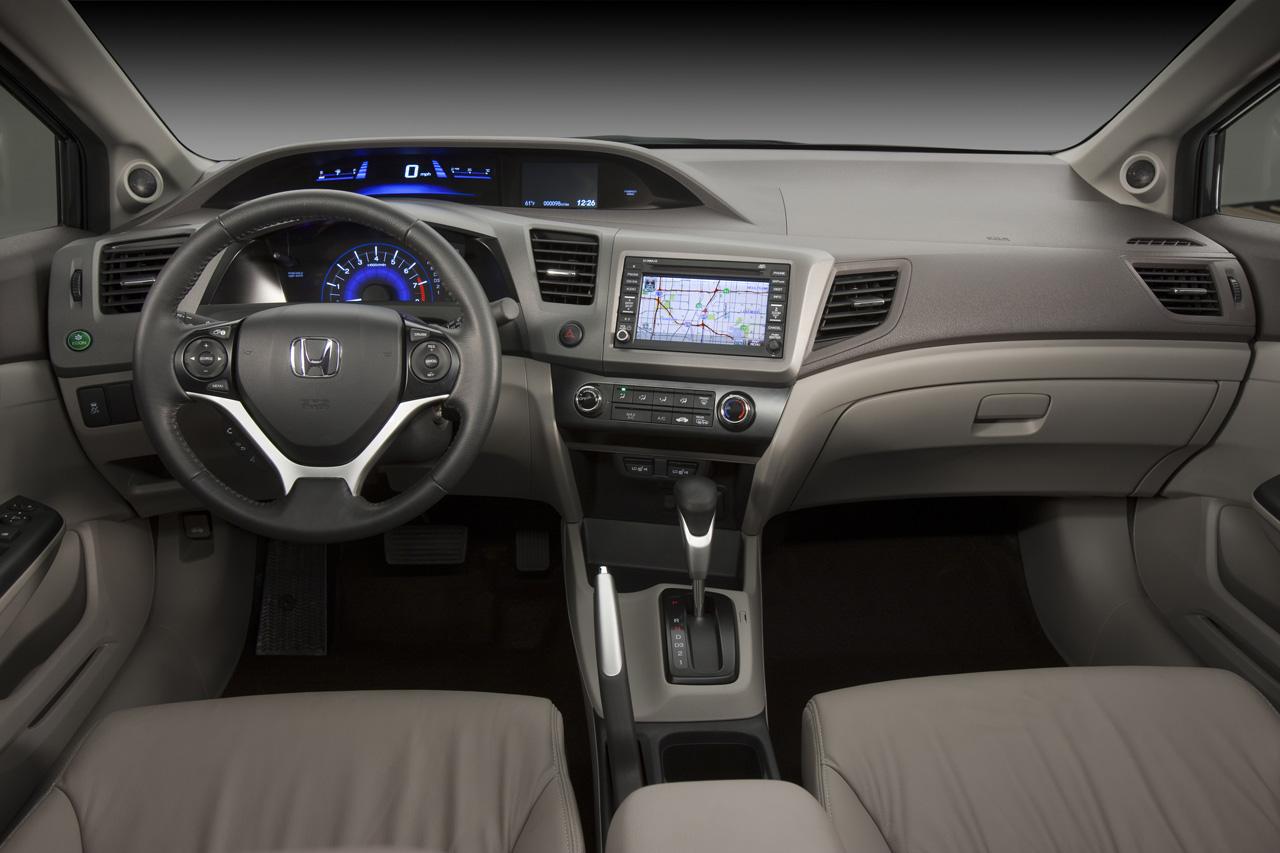 хонда цивик 2012