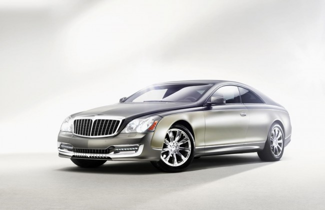Maybach 57S Cruiserio Coupe от Xenatec