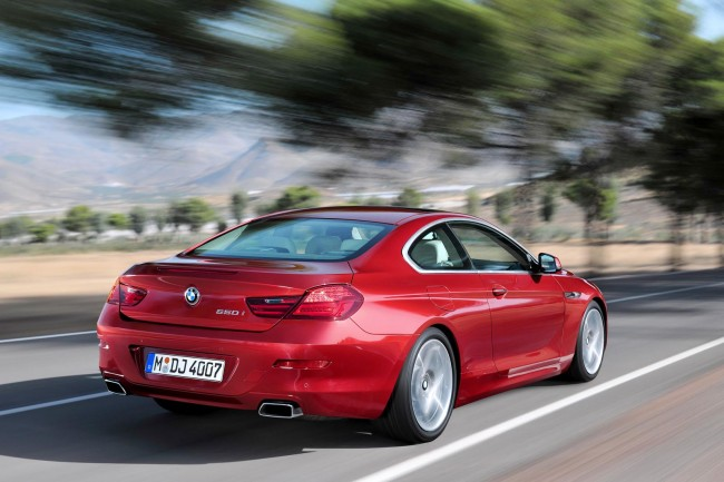 BMW 6-series Coupe F13 фото