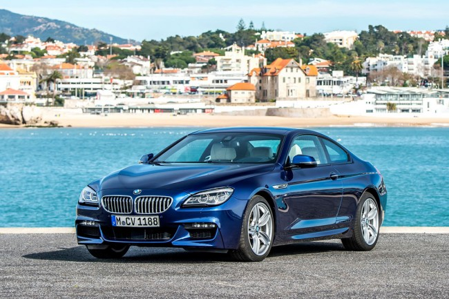 BMW 6-Series Coupe (F13)
