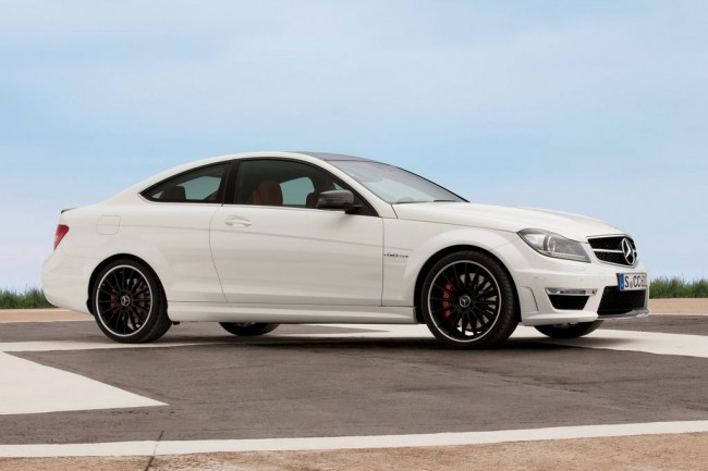 Wallpapers Mercedes C63 AMG HQ