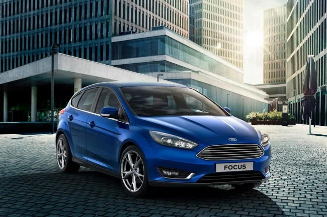 Новый Форд Фокус 2015 года