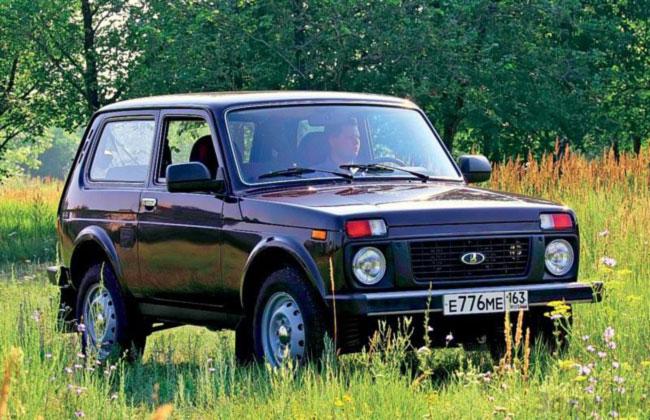 Lada 4x4 3 дв оао автоваз официальный