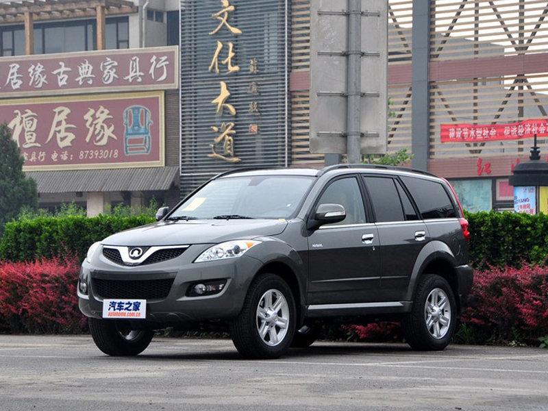 Фото нового авто Great Wall Ho…