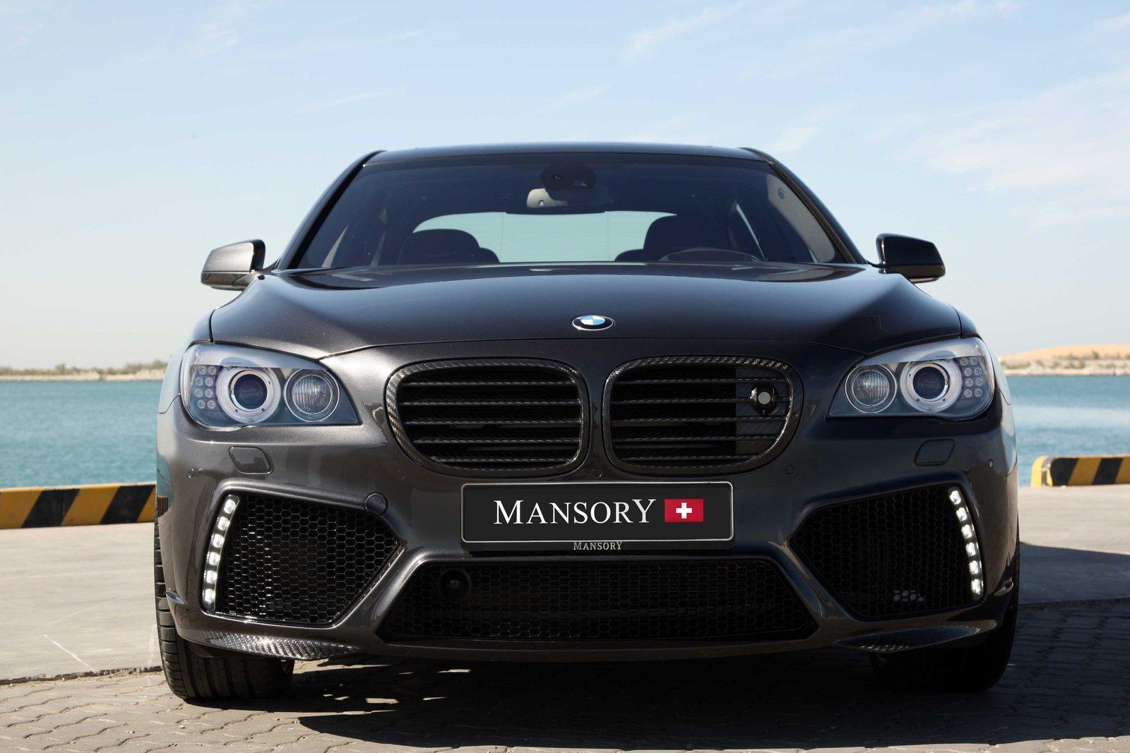 Mansory BMW 7 Series 2011 1540 Fullscreen Wallpapers 800 x 600.