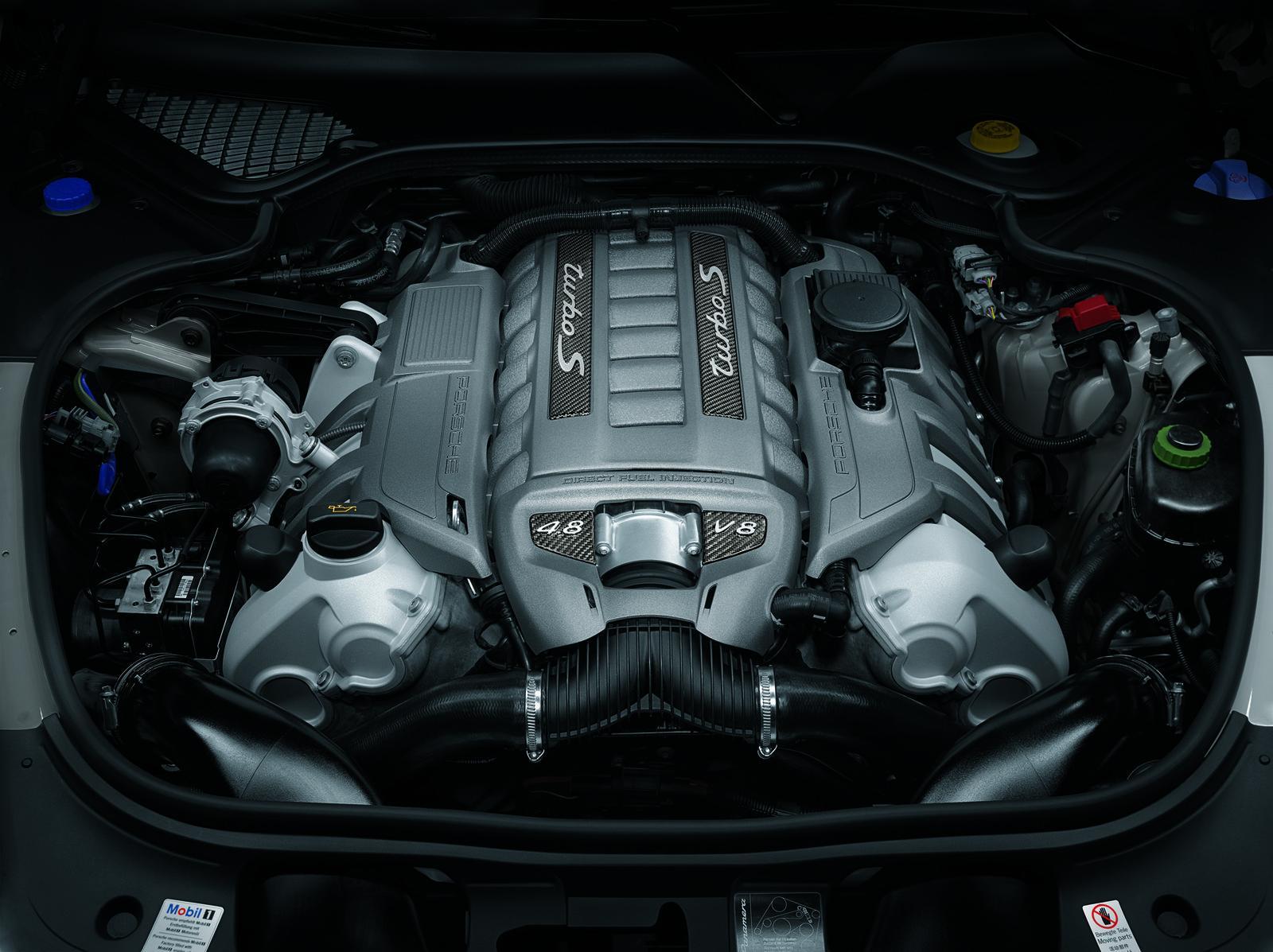 двигатели porsche