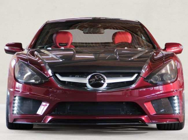 Carlsson C25 Royale Super GT на базе SL63 AMG