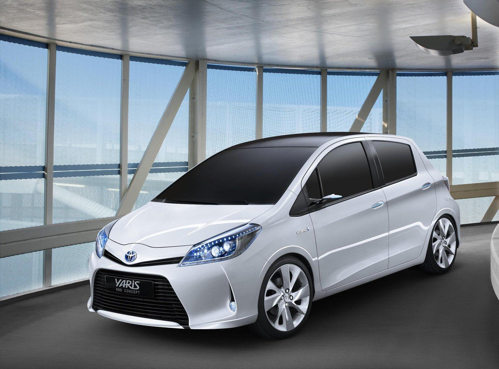 Тойота ярис нового поколения