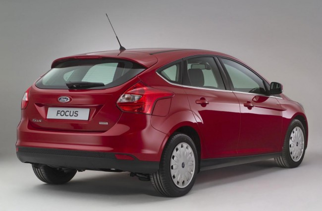 Фото Ford Focus ECOnetic