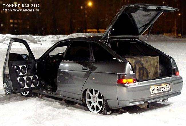 AUTO.RIA – Отзывы о ВАЗ 2112 2006 года от владельцев ...