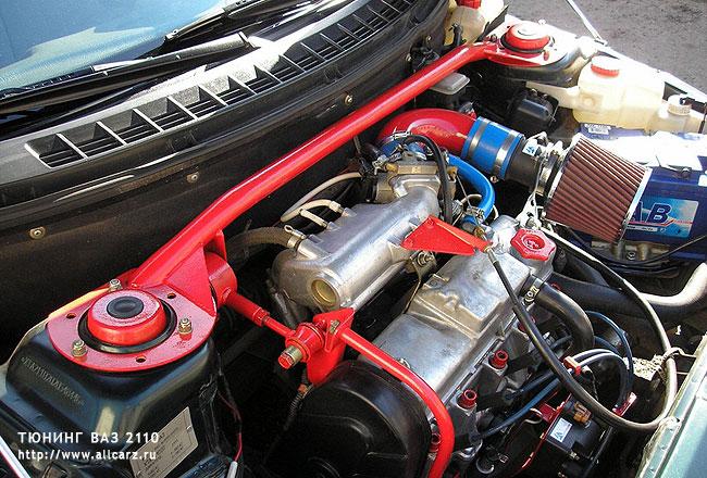 Фото №9 - двигатель ВАЗ 2110 инжектор