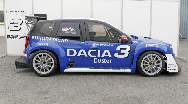 Dacia Duster для Pikes Peak International Hill Climb