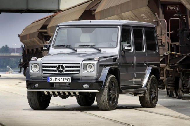 Mercedes G-Class Select Edition