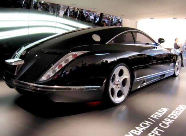 Maybach Exelero фото