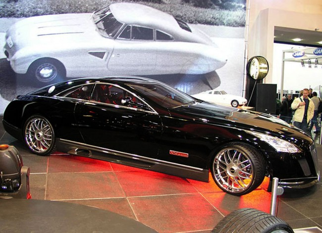 Maybach Exelero Coupe