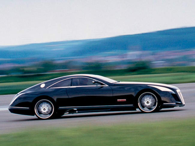 Картинки и фото Maybach Exelero