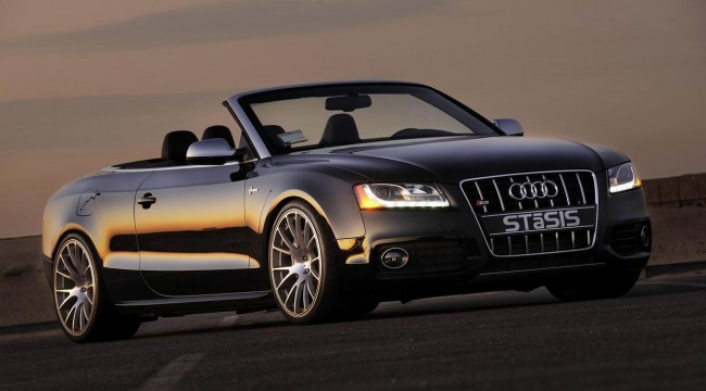 Audi S5 Convertible от STaSIS Engineering