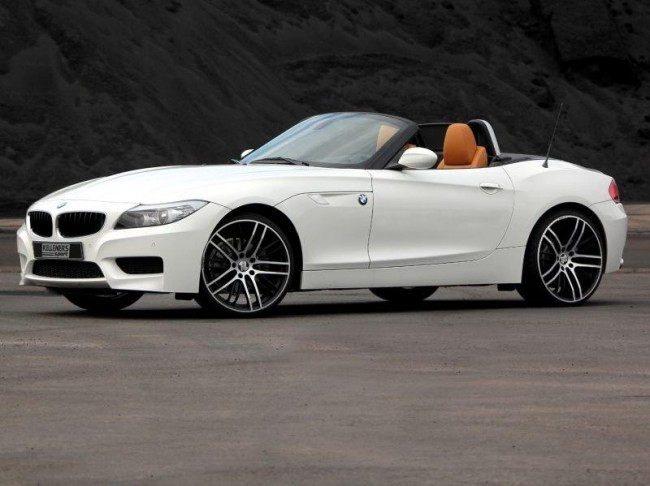 Фото тюнинг BMW Z4 sDrive35is