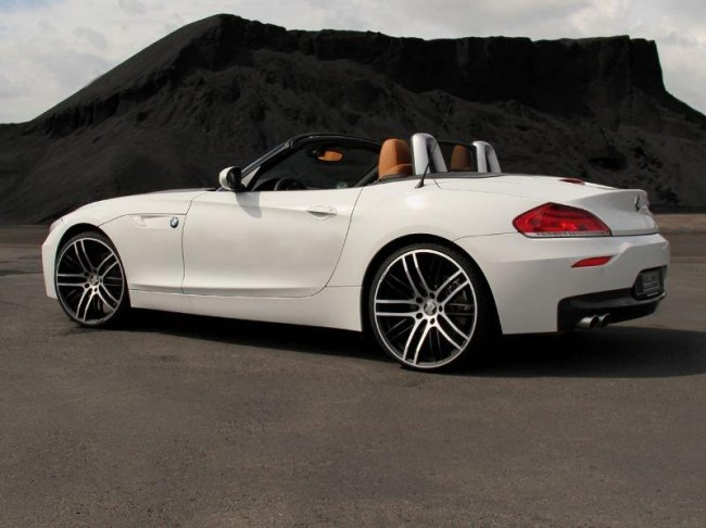 Тюнинг BMW Z4 sDrive35is от Kelleners Sport