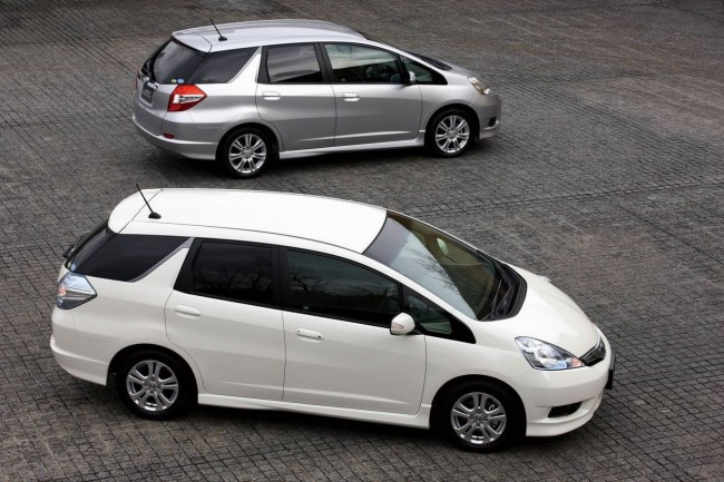 Универсал Honda Fit / Jazz фото