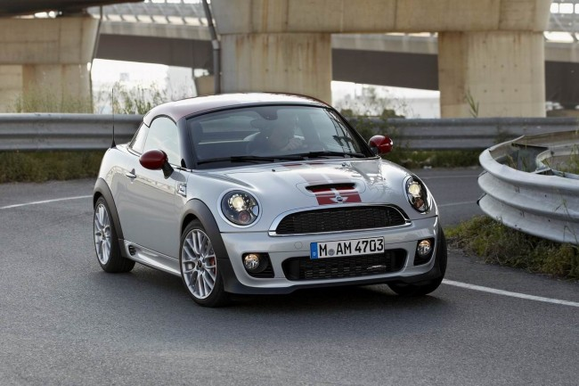 Wallpapers MINI Coupe HQ