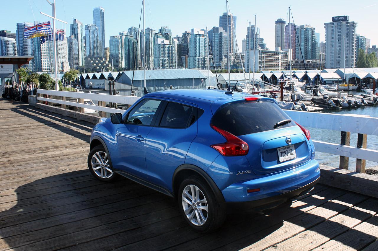Отзывы владельцев Nissan Juke (Ниссан Жук) с ФОТО.