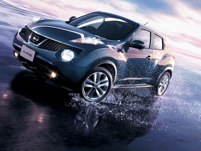 Nissan Juke Wallpapers HQ