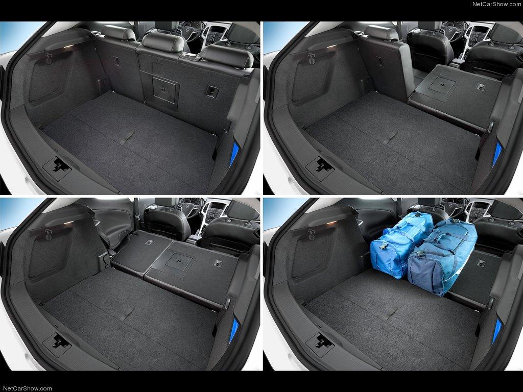 Багажник опель астра gtc фото