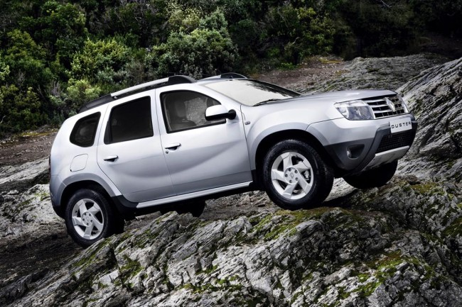 Renault Duster 2.0 фото