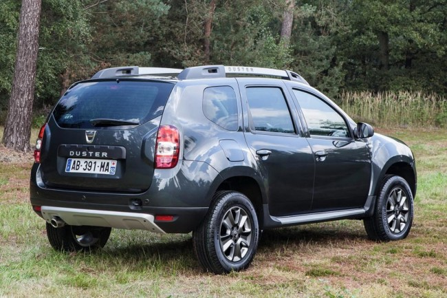 Dacia Duster 2014 года