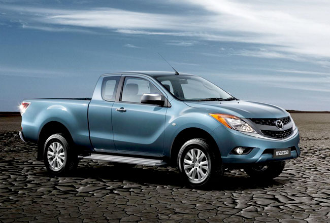 Фото Mazda BT-50 Freestyle