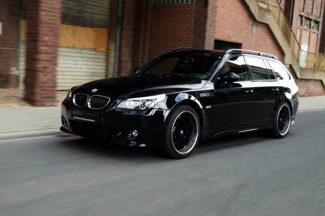 Тюнинг BMW M5 Touring от ателье Edo Competition