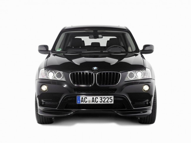 Обвес для BMW X3 2011 от AC Schnitzer
