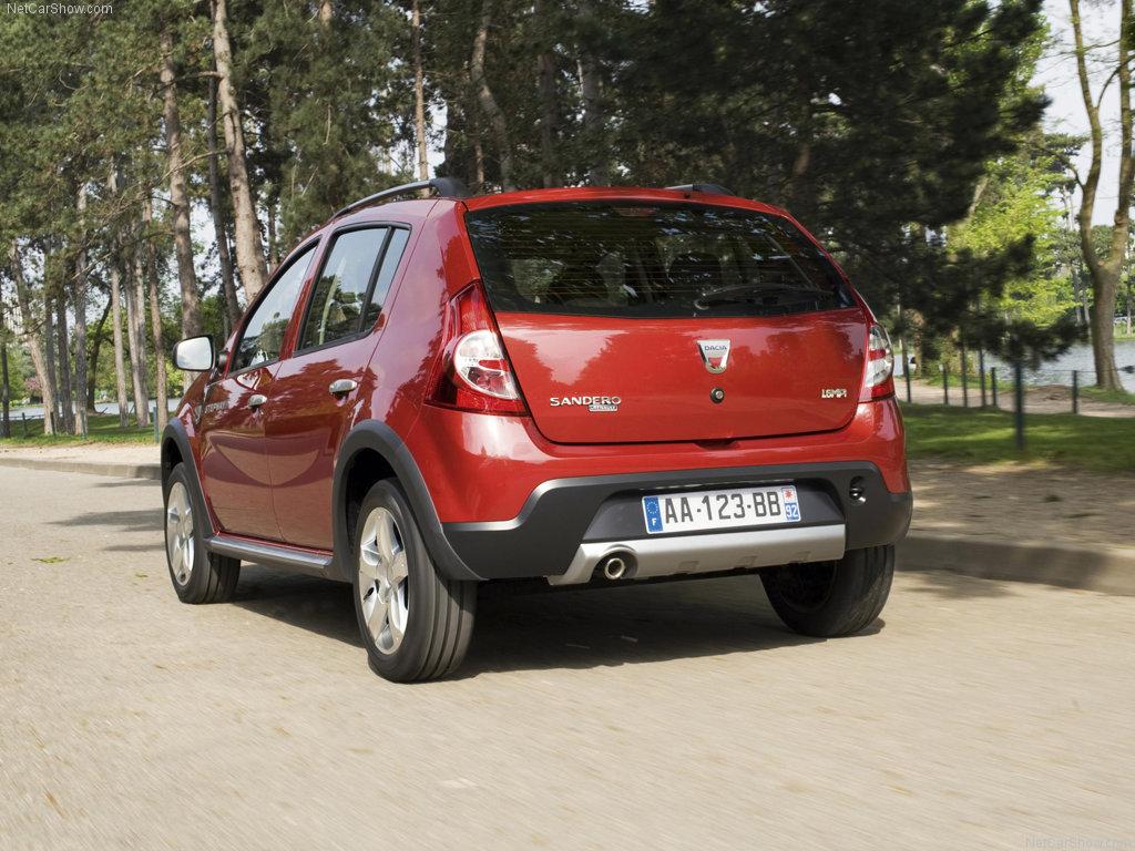 Dacia Sandero Stepway .  Ф…