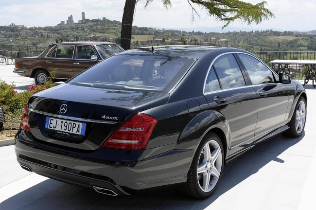 Mercedes S-Class Grand Edition фото