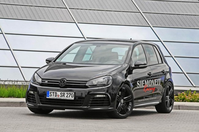 Volkswagen Golf R от ателье Siemoneit Racing