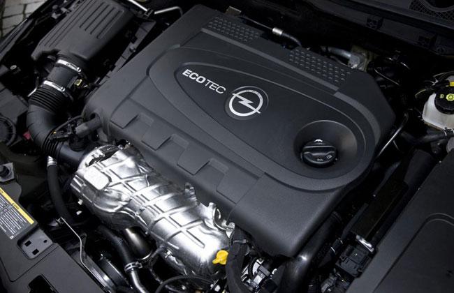2,0-литровый турбомотор Опель Инсигния