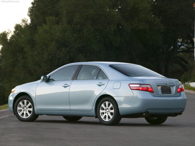Toyota Camry 40 фото