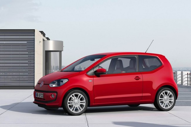 Volkswagen up! в России