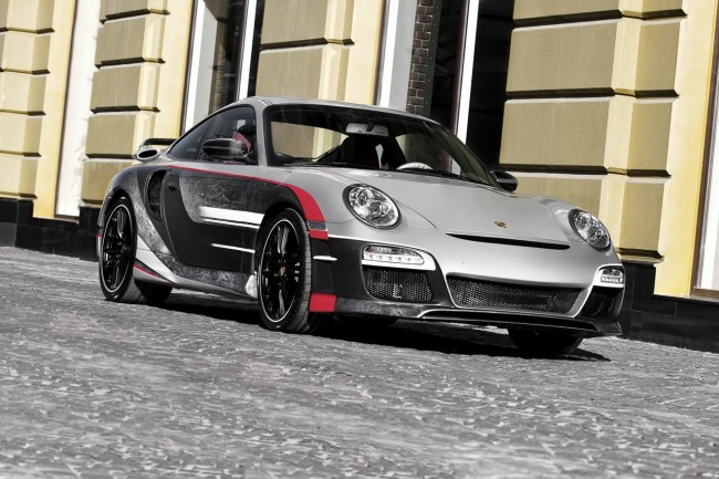 Фото Porsche 911 Carrera 4 (996) SD Spurt
