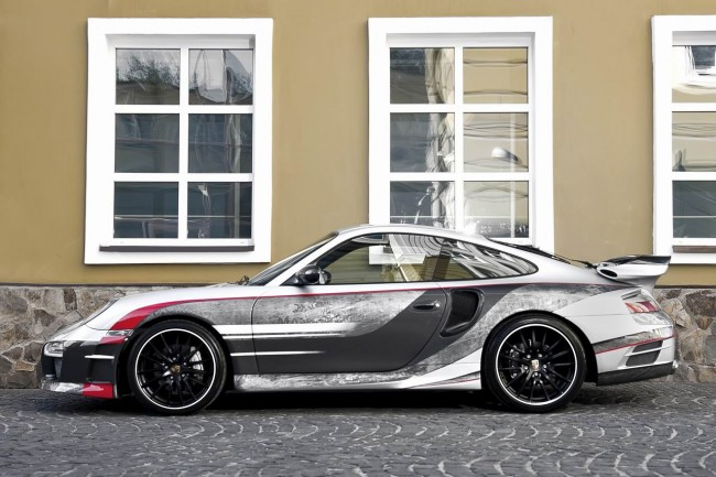 Porsche 911 Carrera 4 SD Spurt от Status Design