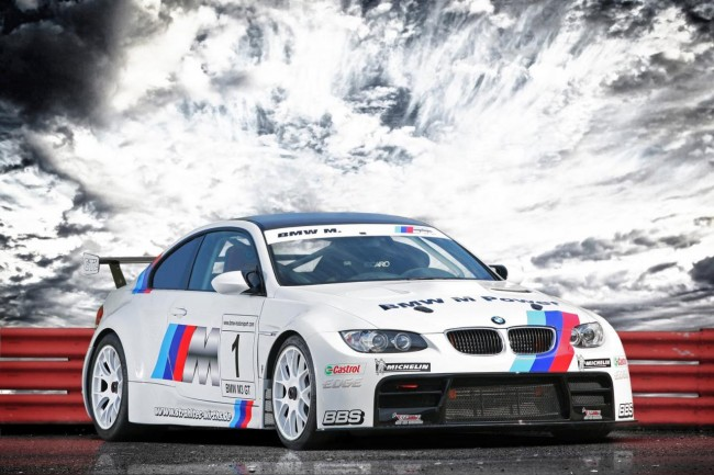 BMW M3 GT Interceptor от ателье CLP Automotive